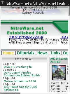 S60 Browser