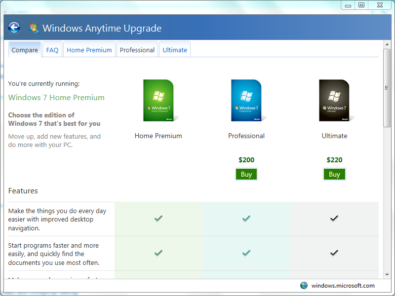 Bitlocker Windows 7 Home Premium