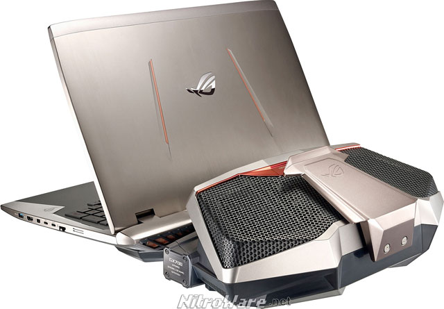 asus rog gx700 liquid cooled gaming laptop