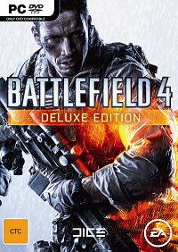 Battlefield 4 PC Delux Box Art