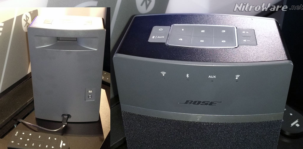 bose soundtouch 2015 wireless speaker preview. Black Bedroom Furniture Sets. Home Design Ideas