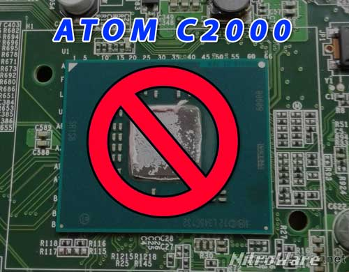 intel atom c2000 rangeley processor