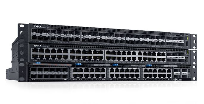dell s series open networking switches