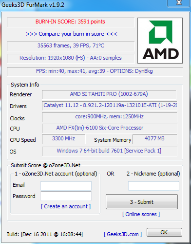 Nitroware Net Sapphire Amd Radeon Hd 7950 Oc Graphics Card And Cpu Scaling Review