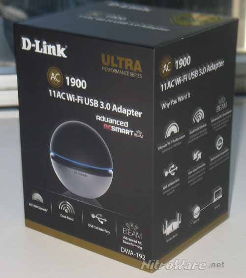 D-Link DWA-192 AC1900 USB WIFI Adapter