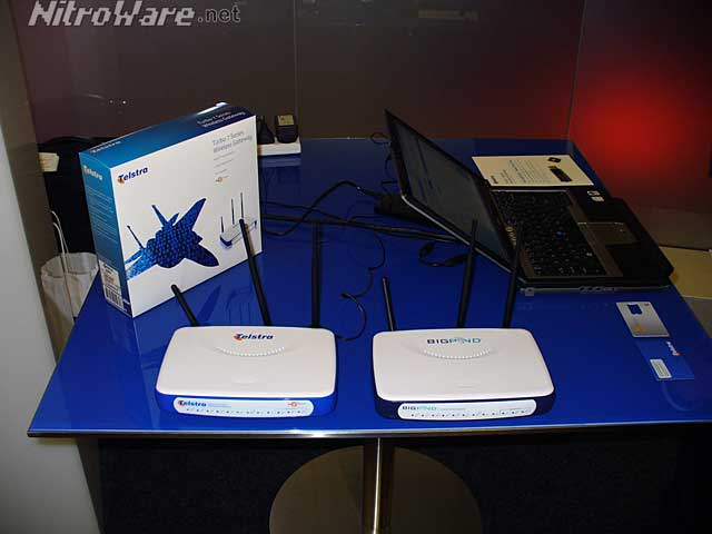 Telstra NextG Gateway