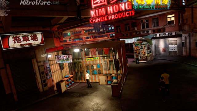 titanx sleeping dogs 4k ultra