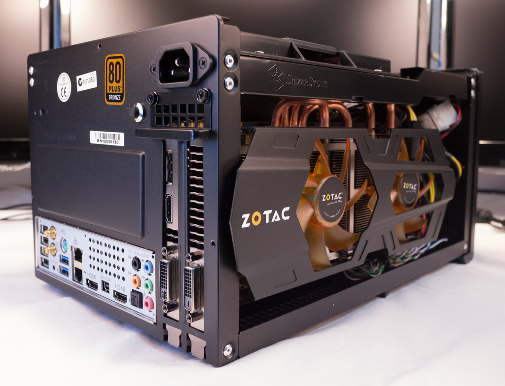 "Zotac ""Inner-Beauty"" SFF system. Source: Zotac"